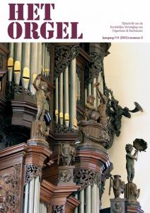 Het ORGEL 2015-3 cover